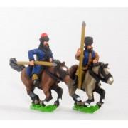 Russian 1813-15: Cossacks pas cher