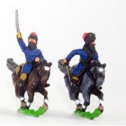 Russian 1813-15: Command: Cossack Officers pas cher