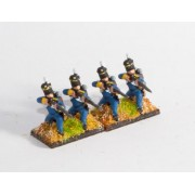 Portuguese: Line Infantry, kneeling pas cher
