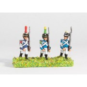 Westfalia or Berg: Line Infantry, Voltigeur or Grenadier 1812-15, in Shako pas cher