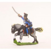 French: Cavalry: Hussar in Shako pas cher