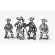 Seven Years War Russian: Artillerymen pas cher