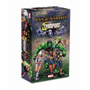 Legendary : Marvel Deck Building - Champions Expansion pas cher