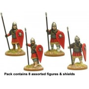 Byzantine Skutatoi standing - Lammelar Armour pas cher