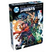 DC Comics Jeu de Deck-Building : Extension 1 Crisis