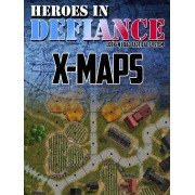 Heroes in Defiance - X-Maps