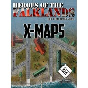 Heroes of the Falklands - X-Maps