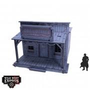 Wild West Exodus - Red Oak Post Office