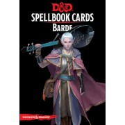 Dungeons & Dragons 5e Éd. : Spellbook Cards - Barde