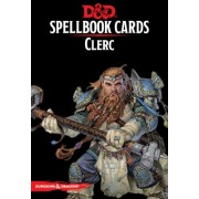 Dungeons & Dragons 5e Éd. : Spellbook Cards - Clerc