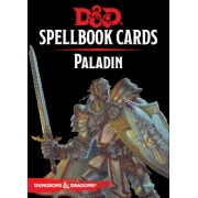 Dungeons & Dragons 5e Éd. : Spellbook Cards - Paladin