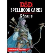 Dungeons & Dragons 5e Éd. : Spellbook Cards - Rôdeur