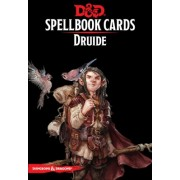 Dungeons & Dragons 5e Éd. : Spellbook Cards - Druide