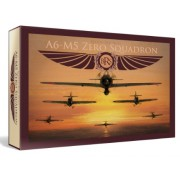 Blood Red Skies: Japanese A6MX 'Zero-Sen' - Squadron, 6 planes pas cher