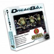 DreadBall 2 - Matsudo Tectonics : Equipe Matsudan