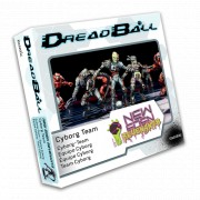 DreadBall 2 - New Eden Revenants : Equipe Cyborg