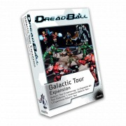 DreadBall 2 - Extension Galactic Tour