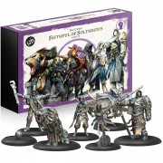 Guild Ball: The Union: Faithful of Solthecius