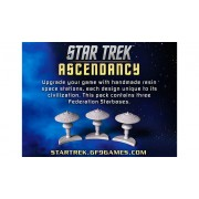 Star Trek Ascendancy - Federation Starbases