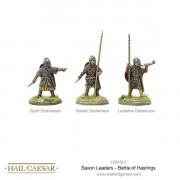 Saxon Leaders - Battle Of Hastings pas cher