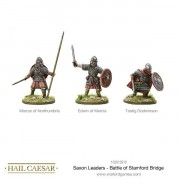 Saxon Leaders - Battle Of Stamford Bridge pas cher