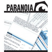 Paranoia RPG - Forms Pack