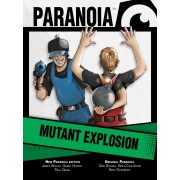 Paranoia RPG - The Mutant Explosion