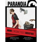 Paranoia RPG : More [ Redacted ] Societies