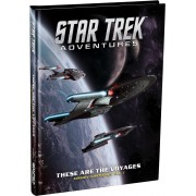Star Trek Adventures - These are the Voyages Vol. 1