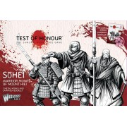 Sohei Warrior Monks of Mount Hiei