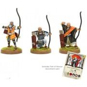 Sohei Warrior Monk Archers