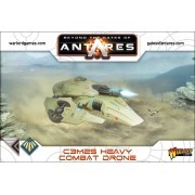 Beyong the Gates of Antares: C3M25 Heavy Combat Drone