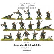 95th Rifles - Chosen Men pas cher