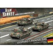 Team Yankee - Leopard 1 Panzer Zug (copie)