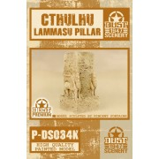 Dust - Cthulhu Lammasu Pillar - Kondor Pattern