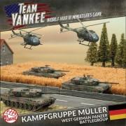 Team Yankee - Kampfgruppe Muller 2017