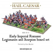 Hail Caesar - Early Imperial Romans: Legionaries and Scorpion pas cher