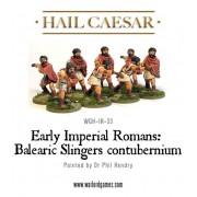 Hail Caesar - Early Imperial Romans: Balearic Slingers contubernium pas cher
