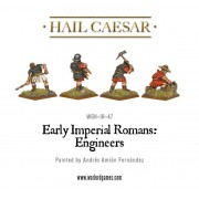 Hail Caesar - Early Imperial Romans: Engineers pas cher