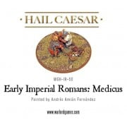 Hail Caesar - Early Imperial Romans: Medicus pas cher