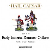 Hail Caesar - Early Imperial Romans: Officers pas cher