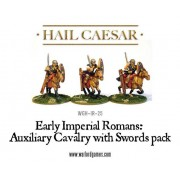 Hail Caesar - Early Imperial Romans: Auxiliary Cavalry with Swords pas cher