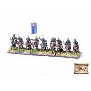 By Fire & Sword: Pancerni Cavalry Banner pas cher