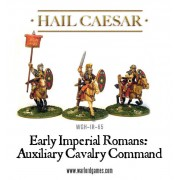 Hail Caesar - Early Imperial Romans: Auxiliary Cavalry Command pas cher