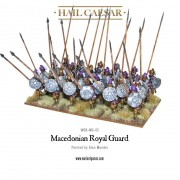 Hail Caesar - Macedonians: Royal Guard pas cher