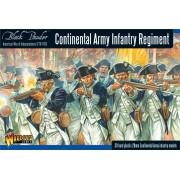 Continental Infantry Regiment pas cher