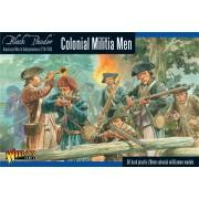 Colonial Militia Men pas cher