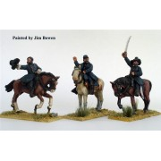Union Generals mounted pas cher