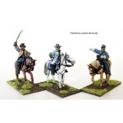 Confederate Generals mounted pas cher