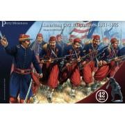 American Civil War Zouaves pas cher